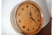 Relógio em Carvalho